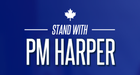 Stand with PM Harper